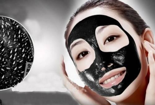 Рецепты черной маски в домашних условиях