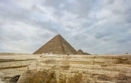 Обнаружено что-то действительно странное в пирамиде Хеопса