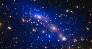 Поиски тёмной материи завели учёных в тупик