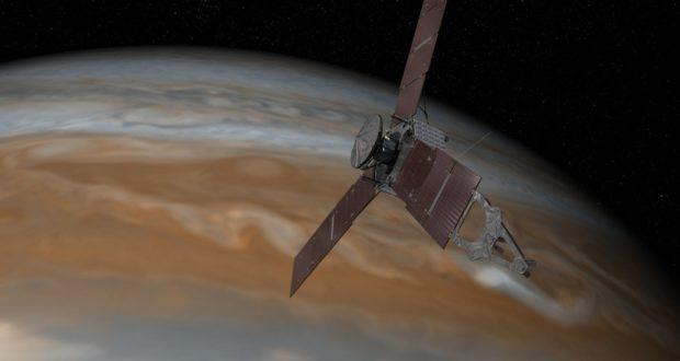 зонд джуно юпитер последние