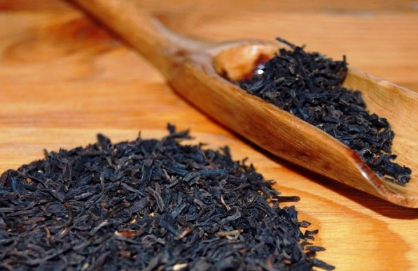 существуют три основных сорта черного чая