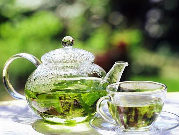 зелёный чай польза и вред для женщин