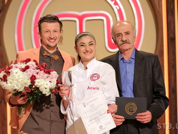 Асмик Гаспарян