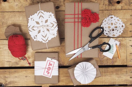Новогодние подарки hand-made
