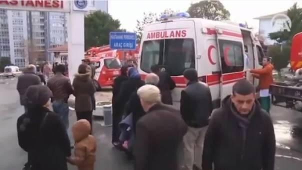 пациенты были эвакуированы вовремя