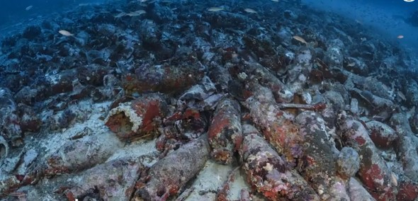 Уникальная находка археологов у берегов Майорки затонувший корабль