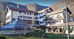 Снежная лавина сошла на небольшой отель в центральной части Италии
