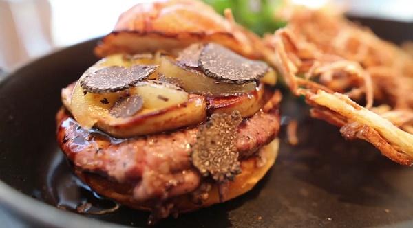 В Японии создали гамбургер Дональд Трамп