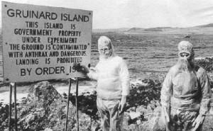 остров-убийца Грюинард