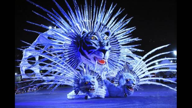 Карнавал в Тринидад и Тобаго - событие, которое нужно увидеть (ГАЛЕРЕЯ)