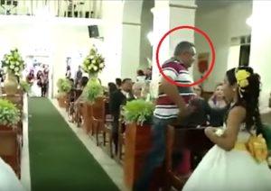 Вооруженный бразилец расстрелял всю семью во время свадьбы
