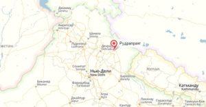 Мощное землетрясение 6 февраля в Индии