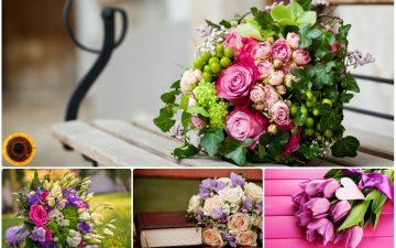 В чем прелести доставки букета цветов