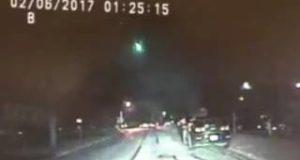 В небе над Висконсином в США сгорел крупный метеорит