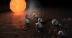 Сенсация от НАСА! Обнаружены три планеты пригодные для жизни