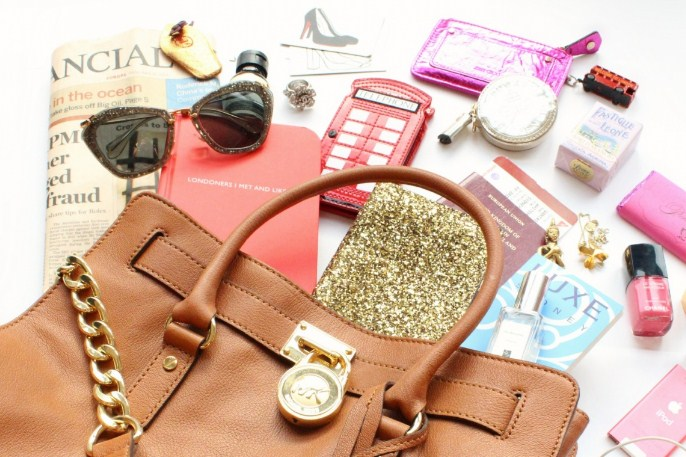 Правила наведения порядка в женской сумочке