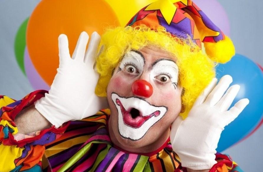Почему дети любят клоунов