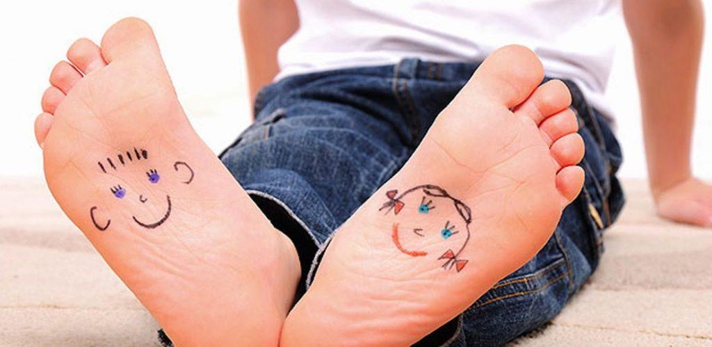Плоскостопие у детей: причины, лечение, профилактика