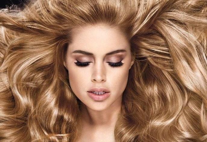 Уход и помощь сухим волосам