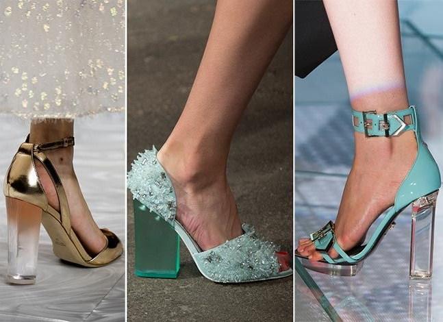 Модная обувь весна-лето 2017: тренды, модели, фото