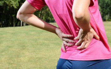 Почему болит спина и как избавиться от боли в ней?