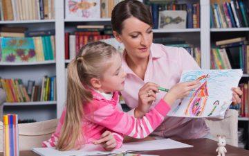 Зачем нужны занятия с детьми
