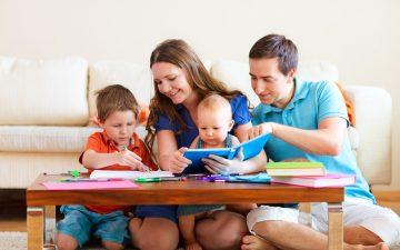 Как воспитывать детей счастливыми?