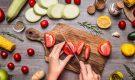 Диета на основе растительной пищи