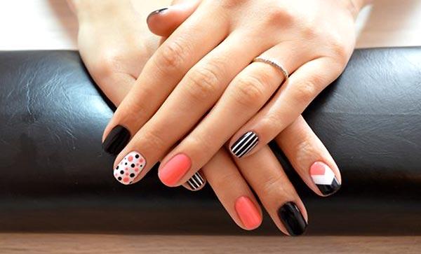 картинки гель лак на ногтях