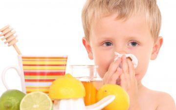 Как укрепить детский организм