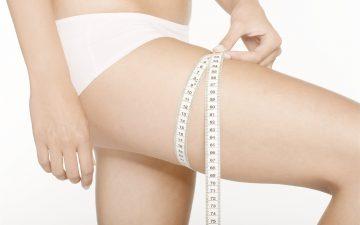 Как помочь ногам похудеть?