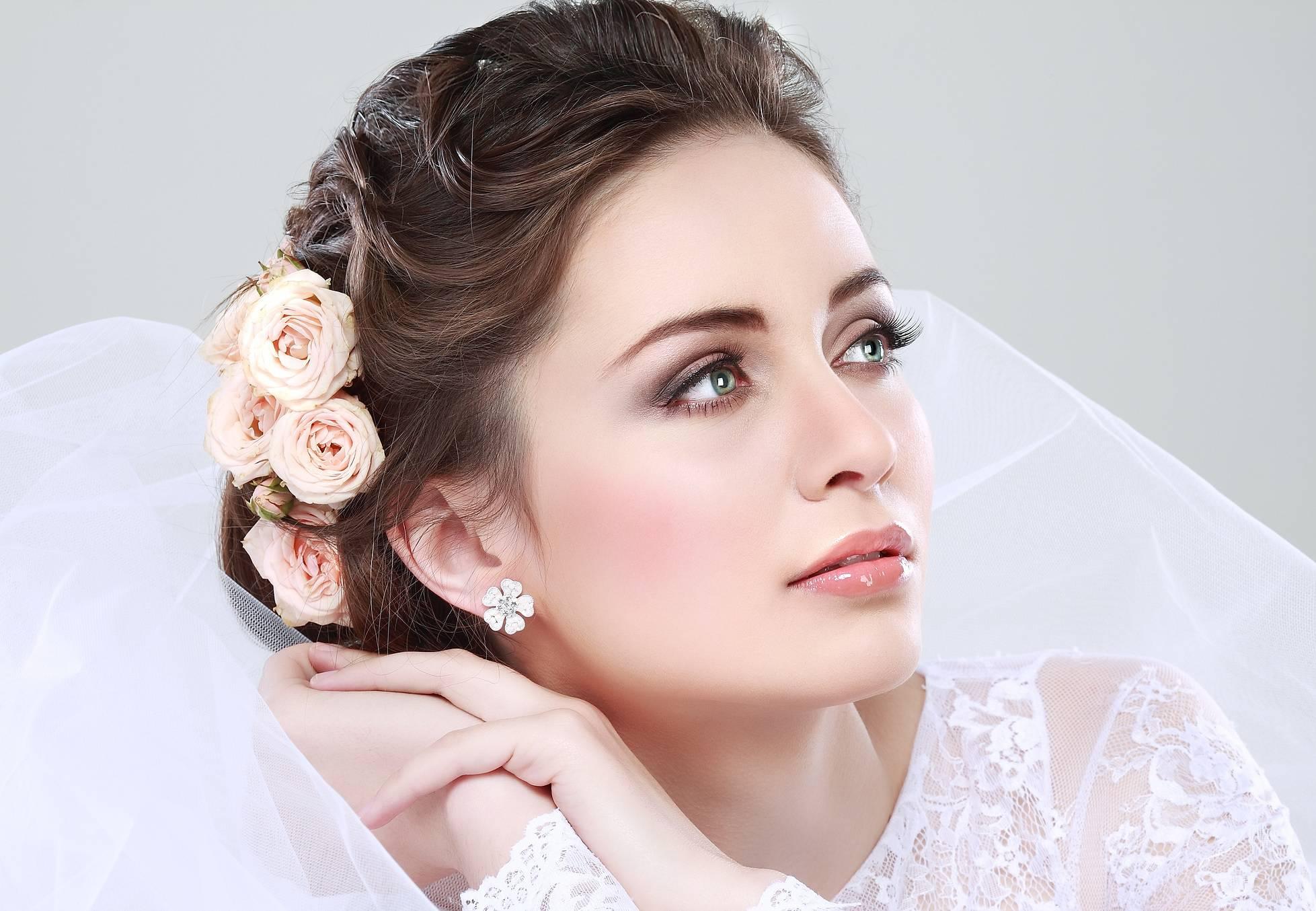 невеста и макияж