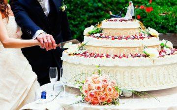 Принципы составления и подачи свадебного меню