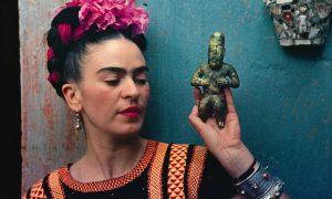 Google запустили крупнейшую выставку работ Фриды Кало
