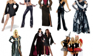 Как выбрать крутой костюм для Хэллоуина