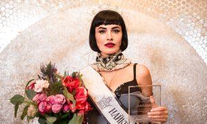 Даша Астафьева признана самой красивой певицей