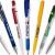 Где использовать шариковые ручки с логотипом?