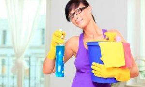 Домашняя уборка с привлечением профессионального клининга