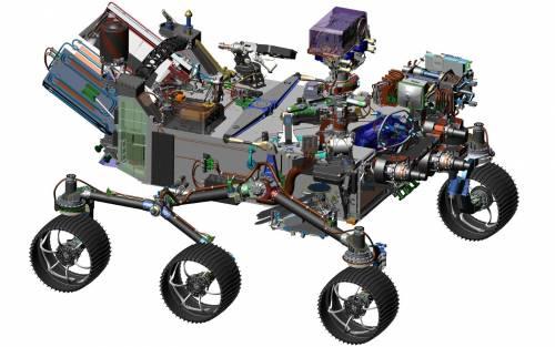 Проект NASA Mars 2020 окончательно спроектирован и готов к строительству